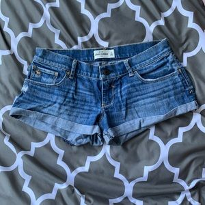 Abercrombie Kids Booty Shorts